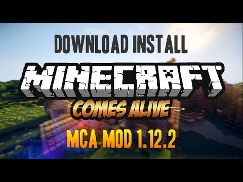 Minecraft comes alive mod 1. 7. 10/1. 7. 2/1. 6. 4/1. 6. 2 (install guide.