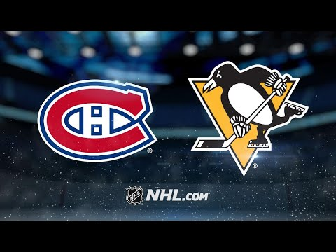 Penguins top Canadiens, 5-2, to clinch playoff berth