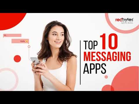 Top 10 Best Free Messaging Apps | Android &  IOS | 2020