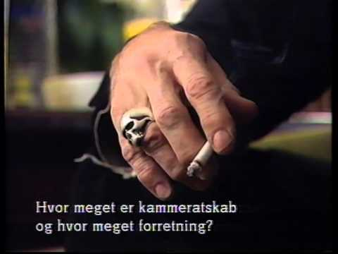 Keith Richards Rolling Stones interview from Copenhagen 1992