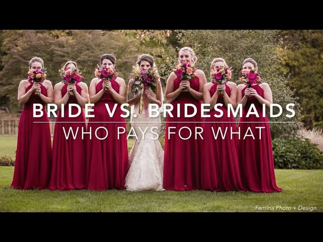 This Is The Actual Cost Of Being A Bridesmaid Weddingwire