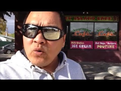 Lee R Thomas Vlog 61 At Coney Island Cafe on a Sunday