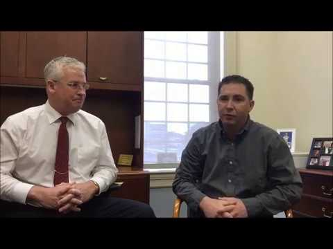 Interview w/ Greg Roebuck State Bank Lima, OH Chad Wright Realtor
