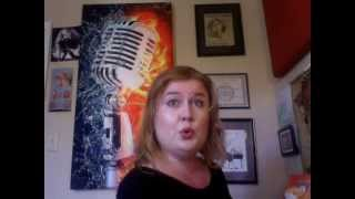 Video Vocal warmup for beginner singers: flexibility and range building voice lesson! download MP3, 3GP, MP4, WEBM, AVI, FLV November 2017