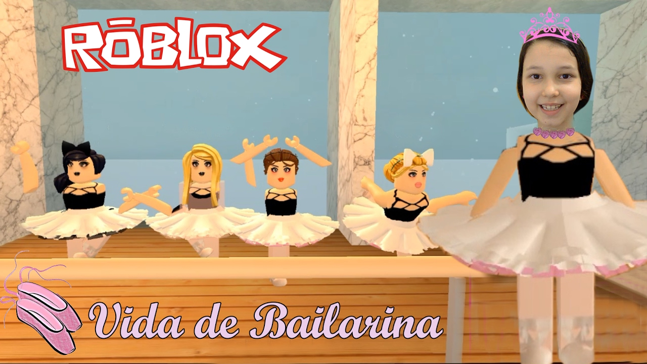 Roblox - VIDA DE BAILARINA (The Royal Ballet Academy) | Luluca Games