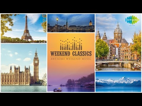Weekend Classics Collection |  Bollywood Old Songs in Foreign Locations Jukebox