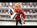 4 Year Old Tydus CHRISTMAS TOY REVIEW!!