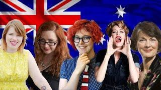 My message to Australian feminists