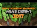 How To Download And Install Minecraft 2017 Skidrow Cracked No Torrent Full Version With Gameplay!!!