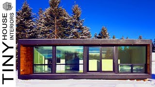 Shipping Container Homes For Sale In Washington | Tiny House Interiors