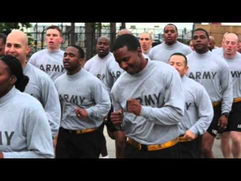 U.S Army Running Cadence- Don't Let the Green Grass Fool Ya Mix