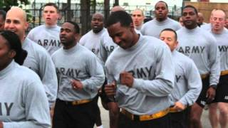 U.S Army Running Cadence- Don