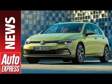 New 2020 Volkswagen Golf - the king of the hatchbacks is back!