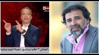 تامر أمين يهاجم تصريح خالد يوسف عن المشاهد الجنسية في أفلامه