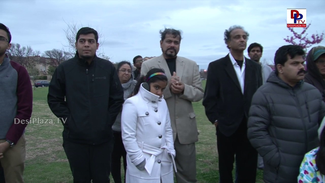 Dallas Community pays respect to Srinivas Kuchibotla - Kansas Shooting victim