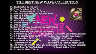 THE BEST NEW WAVE COLLECTION