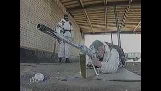 Документальный фильм о снайперах. Подготовка стрелков.