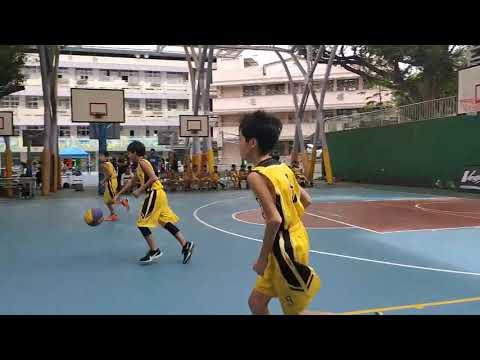 2019 10 24 新北市籃球對抗賽十強賽(莒光vs龍埔)