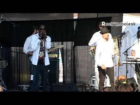"Kamosis Tafari & Frenchtown Band à Rock'Ambolesk, ""Question Piège"""
