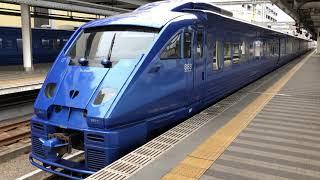 日豊本線883系特急青いソニック 日豊本線815系