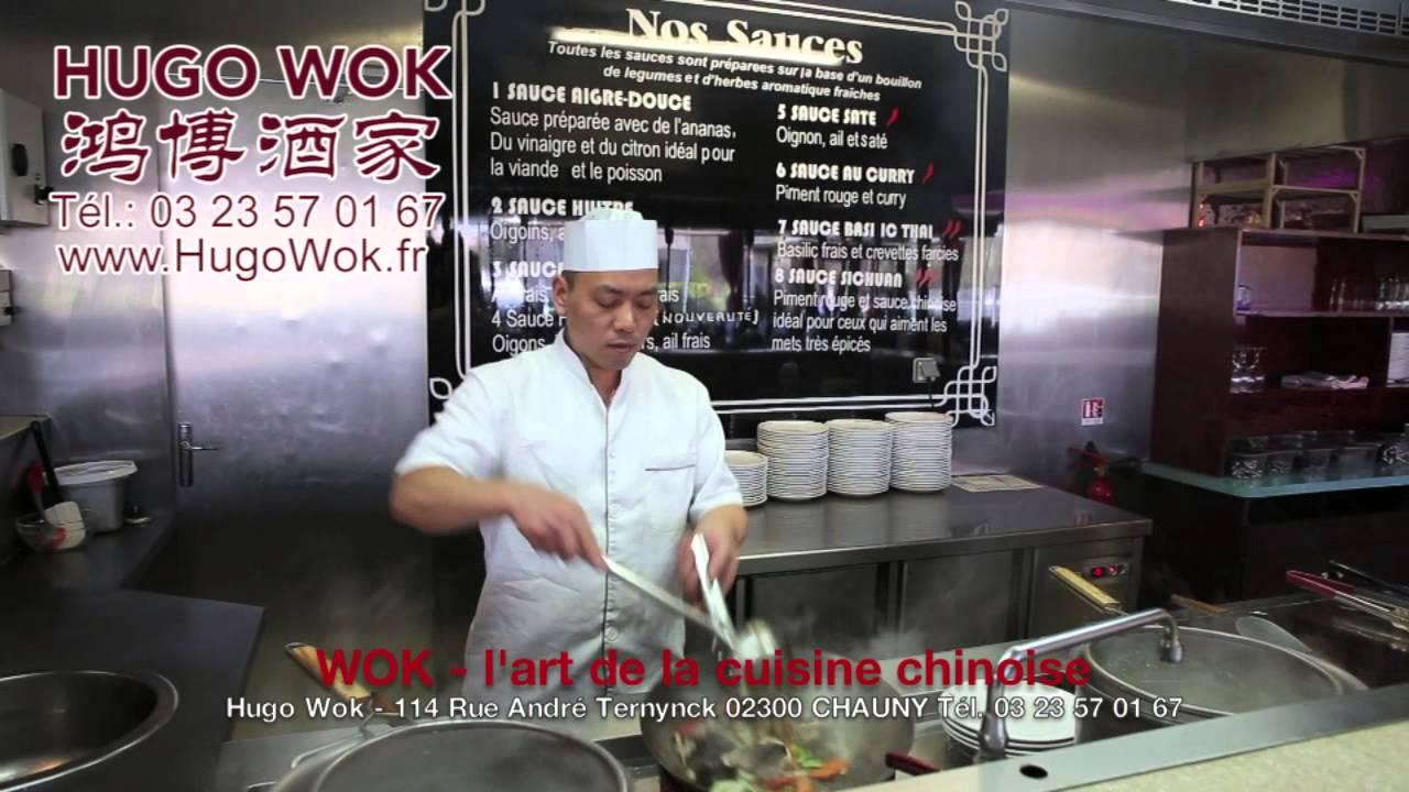 Wok & Grillades - l'art de la cuisine chinoise - saveurs ...