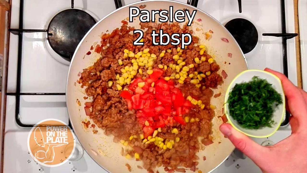 FIt Recipe #11 Surprise pepper [PL subtitles]