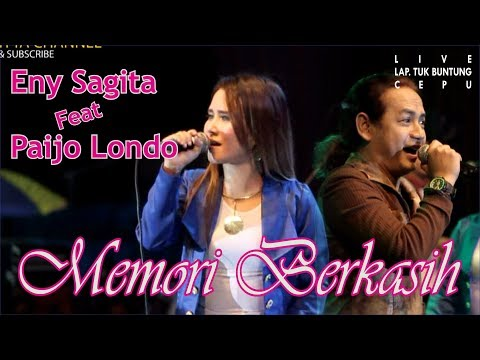 Memori Berkasih - Eny Sagita Feat Paijo Londo