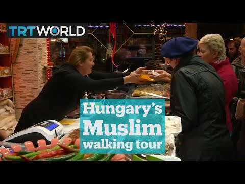 Walking tour to overcome reservations about Muslims