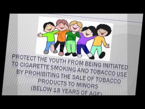 (RA 9211)  Tobacco Reg.act