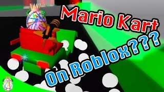 Roblox Kart Rage - Mario Kart sur Roblox???