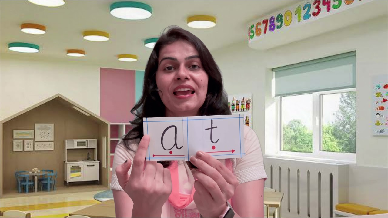 Phonics || Joining sounds || making words || Jolly phonics