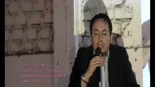 """ESCUELA DE PADRES 1: """"Terapia de pareja"""" - Carlos San Miguel 967070767"""