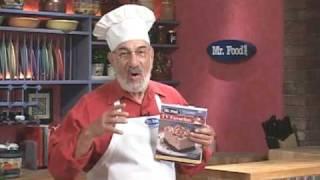 Mr. Food Tv Favorites Cookbook
