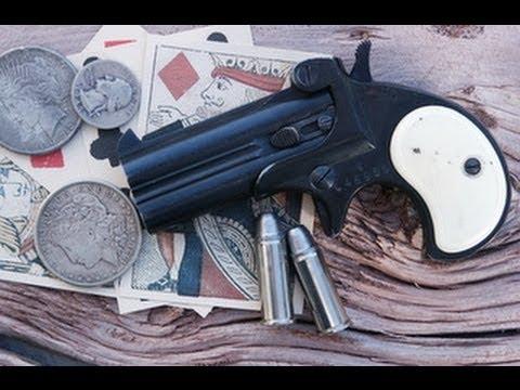 EXCAM TA38 Derringer - .38 Special