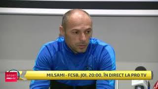 Bogdan Andone , replică genială când a fost întrebat de revenirea lui Budescu la FCSB !