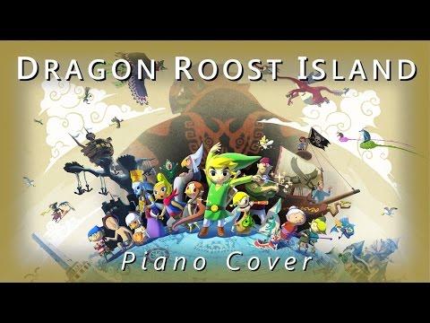 Dragon Roost Island Piano Cover - Legend of Zelda: Wind Waker