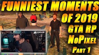 Summit1g Funniest GTA 5 RP Moments Of 2019 (Charles Johnson GTA 5 RP 2019) (Part 1/2)