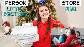 Roulette Christmas Shopping Switch Up Reaction I Aud Vlogs