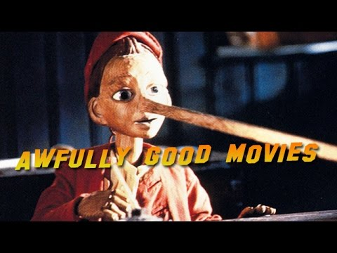 Awfully Good Movies - The Adventures Of Pinocchio