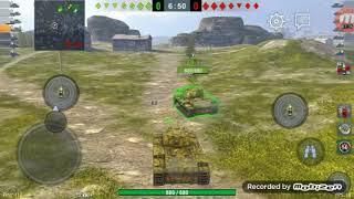 Играем в World of Tanks Blitz / Видео