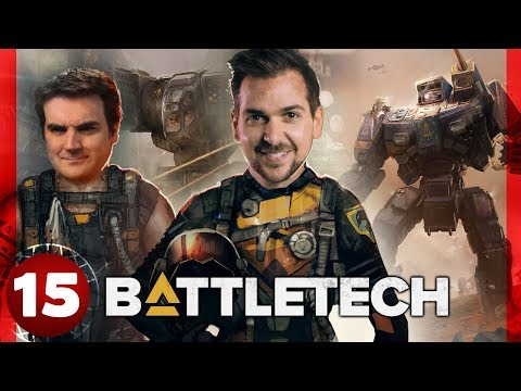Battletech #15 - Bully 'Mechs