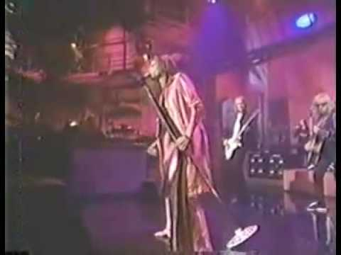 Aerosmith   Pink  on letterman