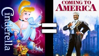 24 Reasons Cinderella & Coming To America Are The Same Movie