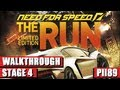 Need For Speed The Run - Limited Edition Gameplay Walkthrough - Stage 4 - Dessert Hills - PC HD