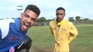 KTN TeenTalk : Saqeeb challenges Baken in karting check who wins