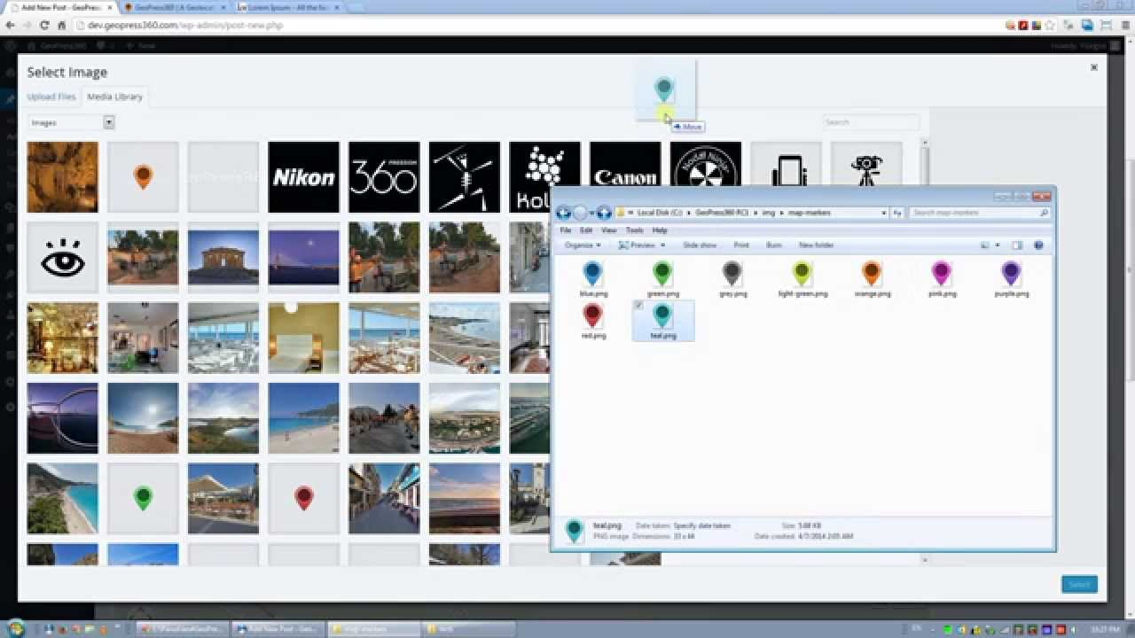 create pdf from wordpress posts