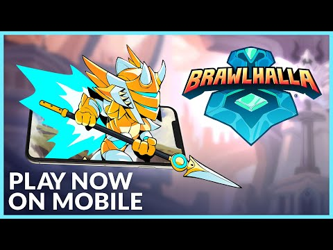 Brawlhalla on Mobile Launch Trailer