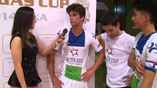 BorgasCUP 2014: Flash Interview, Centro Alterego x Serveinfinity/Sandrinha Clothes/Just