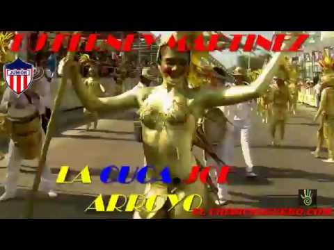 LA CUCA-(CUMBION) JOE ARROYO-DJ FERNEY MARTINEZ