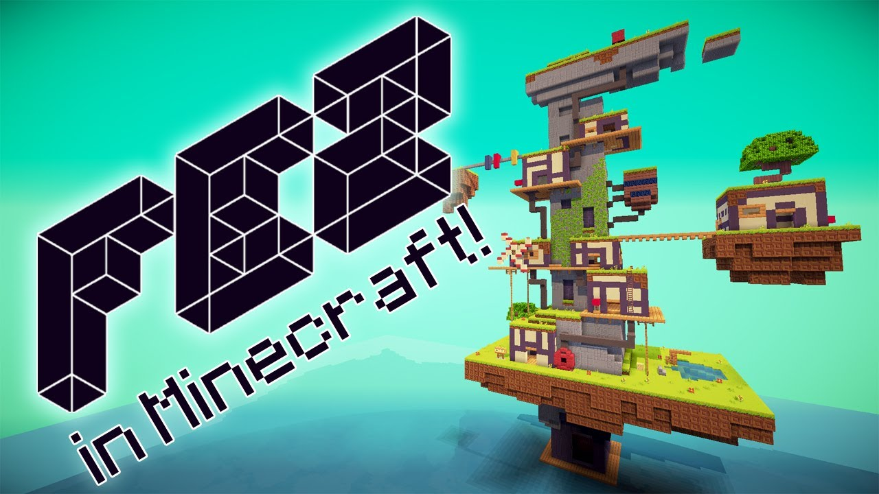 Fez In Minecraft Texture Pack Build With Download Youtube